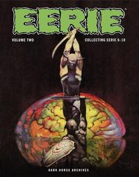 Cover Thumbnail for Eerie Archives (Dark Horse, 2009 series) #2