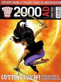 Cover Thumbnail for 2000 AD (Rebellion, 2001 series) #1648