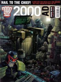 Cover Thumbnail for 2000 AD (Rebellion, 2001 series) #1649