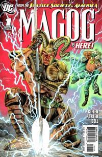 Cover Thumbnail for Magog (DC, 2009 series) #1 [Glenn Fabry Cover]