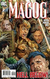 Cover Thumbnail for Magog (DC, 2009 series) #2