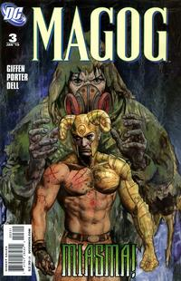 Cover Thumbnail for Magog (DC, 2009 series) #3