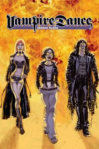 Cover Thumbnail for Vampire Dance (Dark Horse, 2009 series)