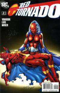 Cover Thumbnail for Red Tornado (DC, 2009 series) #2