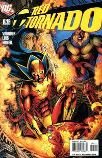 Cover Thumbnail for Red Tornado (DC, 2009 series) #5