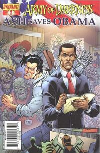 Cover Thumbnail for Army of Darkness: Ash Saves Obama (Dynamite Entertainment, 2009 series) #1