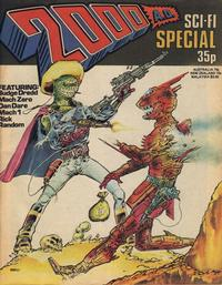 Cover Thumbnail for 2000 AD Sci-Fi Special (IPC, 1978 series) #1978