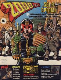 Cover Thumbnail for 2000 AD Sci-Fi Special (IPC, 1978 series) #1979