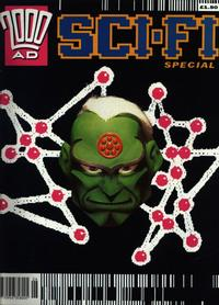 Cover Thumbnail for 2000 AD Sci-Fi Special (Fleetway Publications, 1988 series) #1992