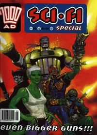 Cover Thumbnail for 2000 AD Sci-Fi Special (Fleetway Publications, 1988 series) #1993