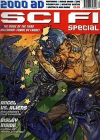 Cover Thumbnail for 2000 AD Sci-Fi Special (Fleetway Publications, 1988 series) #1996