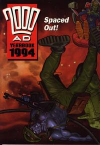 Cover Thumbnail for 2000 AD Yearbook (Fleetway Publications, 1991 series) #1994