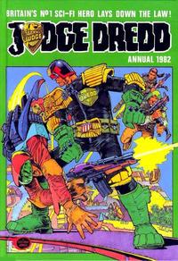 Cover Thumbnail for Judge Dredd Annual (IPC, 1981 series) #1982