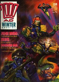 Cover Thumbnail for 2000 AD Winter Special (Fleetway Publications, 1988 series) #1988