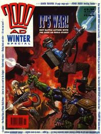 Cover Thumbnail for 2000 AD Winter Special (Fleetway Publications, 1988 series) #1989