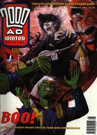 Cover Thumbnail for 2000 AD Winter Special (Fleetway Publications, 1988 series) #1994