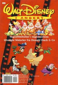 Cover Thumbnail for Walt Disney i Andeby (Hjemmet / Egmont, 2001 series)
