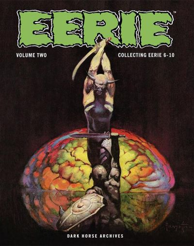 Cover for Eerie Archives (Dark Horse, 2009 series) #2