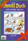 Cover for Donald Duck God gammel årgang (Hjemmet / Egmont, 1996 series) #1997