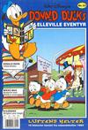 Cover for Donald Ducks Elleville Eventyr (Hjemmet / Egmont, 1986 series) #33