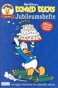 Cover Thumbnail for Donald Ducks Jubileumshefte (Hjemmet / Egmont, 1994 series)
