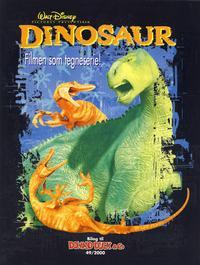 Cover Thumbnail for Bilag til Donald Duck & Co (Hjemmet / Egmont, 1997 series) #49/2000