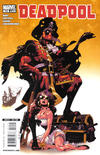 Cover for Deadpool (Marvel, 2008 series) #14