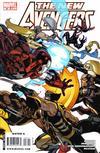 Cover for New Avengers (Marvel, 2005 series) #56