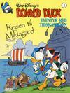 Cover for Donald Duck Eventyr med tidsmaskinen (Hjemmet / Egmont, 1987 series) #1