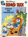 Cover for Donald Duck Eventyr med tidsmaskinen (Hjemmet / Egmont, 1987 series) #4 [Reutsendelse bc-F 147 34]