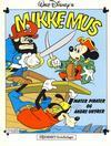 Cover for Mikke Mus Album (Hjemmet / Egmont, 1987 series) #[2] - Mikke Mus møter pirater og andre uhyrer