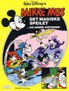 Cover for Mikke Mus Album (Hjemmet / Egmont, 1987 series) #[4] - Det magiske speilet
