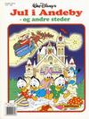 Cover for Donald Duck Julealbum (Hjemmet / Egmont, 1986 series) #[1991] - Jul i Andeby - og andre steder