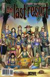 Cover Thumbnail for The Last Resort (2009 series) #1 [Cover A]