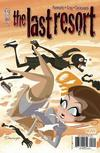 Cover for The Last Resort (IDW, 2009 series) #2 [Cover RI]