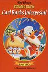 Cover for Donald Duck bøker [Gullbøker] (Hjemmet / Egmont, 1984 series) #[2002] - Carl Barks julespesial