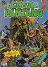 Cover for La Cosa del Pantano (Zinco, 1984 series) #1