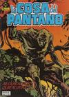 Cover for La Cosa del Pantano (Zinco, 1984 series) #2