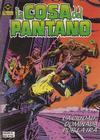 Cover for La Cosa del Pantano (Zinco, 1984 series) #3