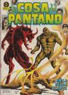 Cover for La Cosa del Pantano (Zinco, 1984 series) #4
