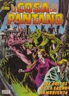 Cover for La Cosa del Pantano (Zinco, 1984 series) #5