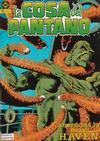 Cover for La Cosa del Pantano (Zinco, 1984 series) #6