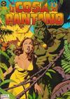 Cover for La Cosa del Pantano (Zinco, 1984 series) #8