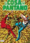 Cover for La Cosa del Pantano (Zinco, 1984 series) #10