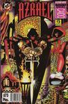 Cover for Azrael: Ángel caído (Zinco, 1996 series) #1