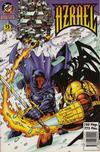 Cover for Azrael: Ángel caído (Zinco, 1996 series) #2