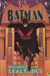 Cover for Batman: Oscuras Lealtades (Zinco, 1996 series)