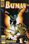 Cover for Batman: Pródigo (Zinco, 1995 series) #1