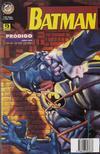 Cover for Batman: Pródigo (Zinco, 1995 series) #2