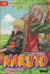 Cover for Naruto (Ediciones Glénat, 2002 series) #42